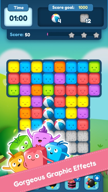 Candy Block Blast Puzzle - PRO screenshot-1