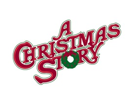 A Christmas Story stickers