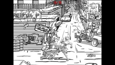 Beating Up Thieves screenshot three