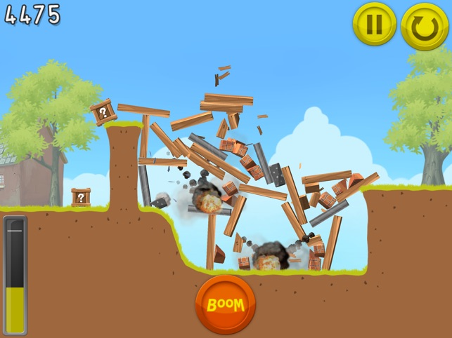Boom Land™ Screenshot