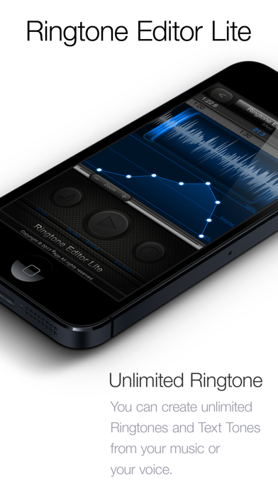 Ringtone Editor Lite