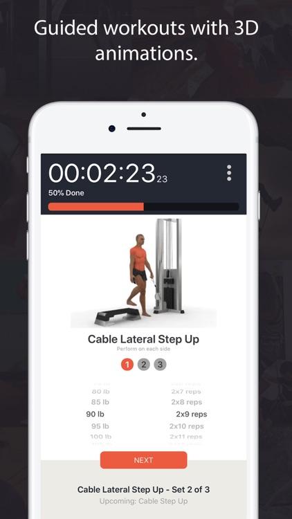 Optimize Fitness screenshot-3
