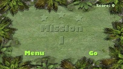 Jungle war rescue screenshot #3