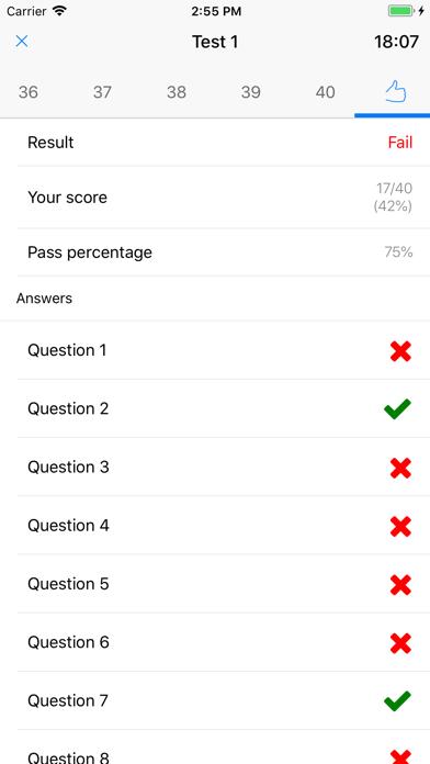 Verbal Reasoning Tests screenshot 3