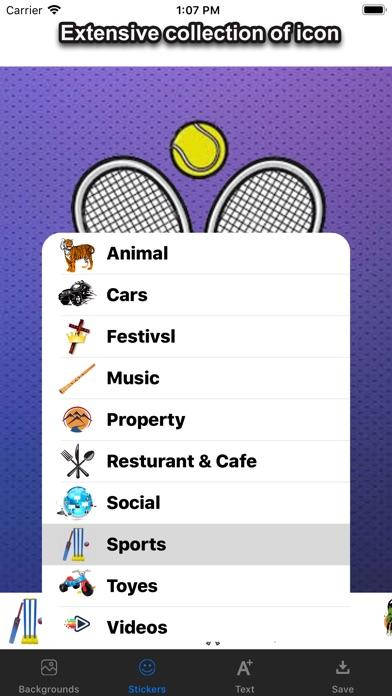 Easy Logo Maker – Design Logo screenshot one