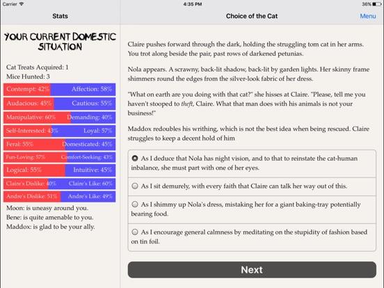 Choice of the Cat screenshot 9