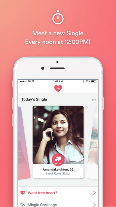 Oasis dating app iPad