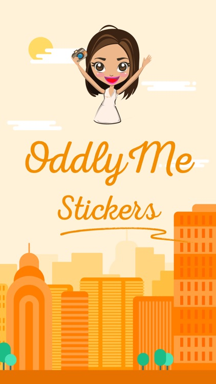 OddlyME Stickers screenshot-0