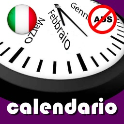 Calendario Italia 2019 NoAds