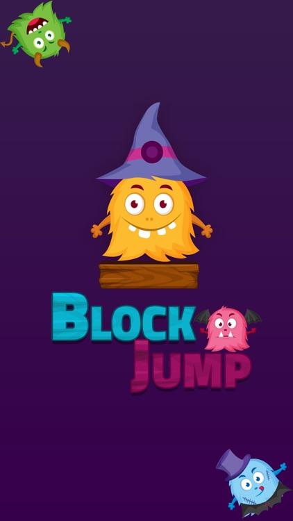 Block Jump - Jumping Monster screenshot-4