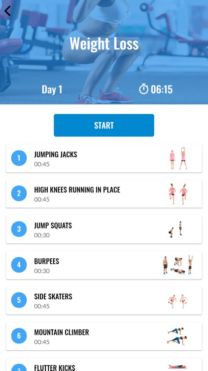 The 30 Day Fitness Challenge screenshot-4