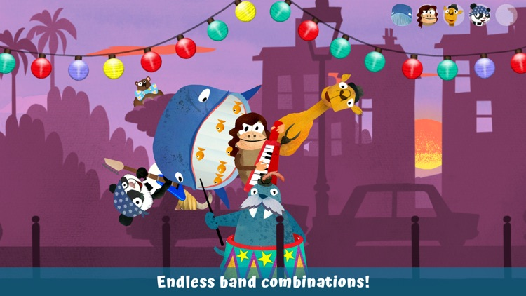 BandDings: A Musical Adventure screenshot-0