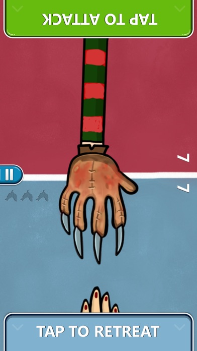 Red Hands - Fun 2 Player Games screenshot two