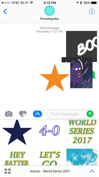 Houston Baseball Finals screenshot one