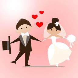 Wonderful Wedding Stickers
