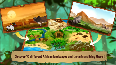 Leo's Journey in Africa screenshot two
