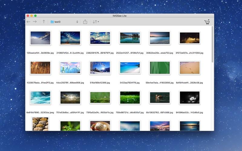 IMGSee Lite - 图片浏览器