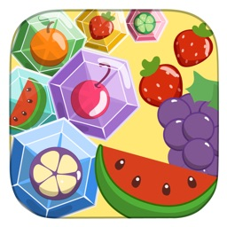 Fruit Match 3 - Jewel Crush