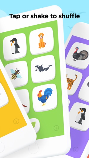 Zoo Sounds – Safe Toddler Fun Screenshot