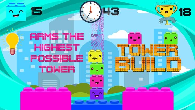 Tower Build Blocks screenshot-4