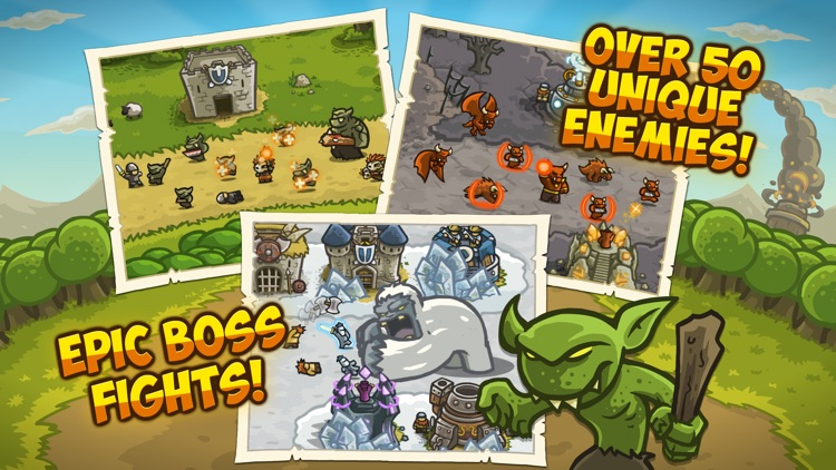 Kingdom Rush screenshot-3