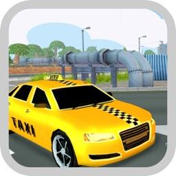 Pro TAXI Driver: New City