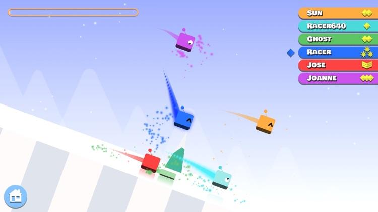 Ice Racing.io screenshot-0
