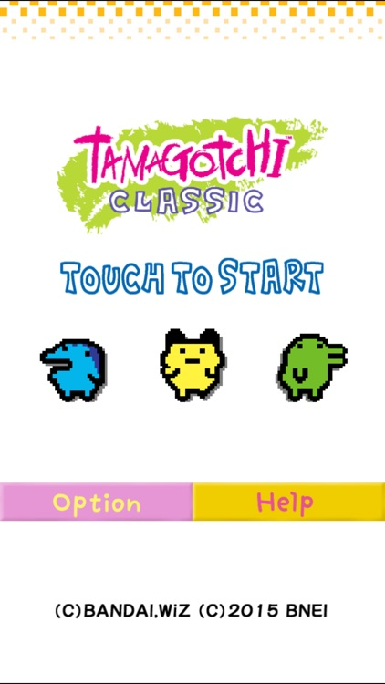 Tamagotchi Classic -Original- screenshot-0