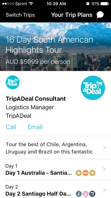 Download TripADeal - View Your Trip for Pc