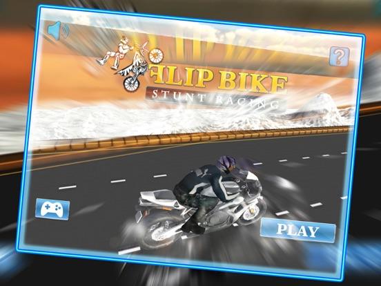 iPad Image of Real Moto Racing Stunts Tracks