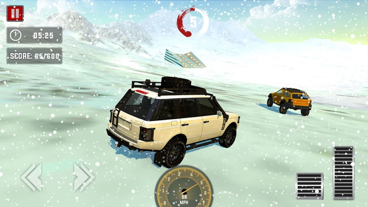 Real Snow Drift Racer screenshot-3