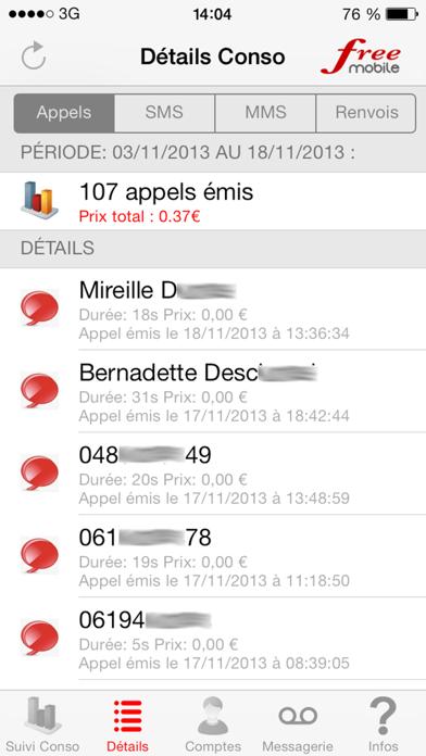 download Mon compte pour Free Mobile apps 0