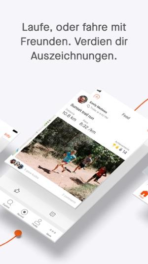 Strava: Laufen & Radfahren Screenshot
