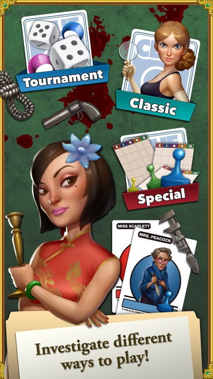 CLUE Bingo screenshot-2