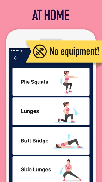 Female Fitness - Butt Workout