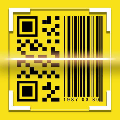 QR Code Reader & Scanner App Icon