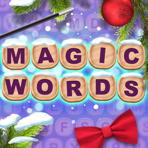 Magic Words: Spelling Puzzle iOS App