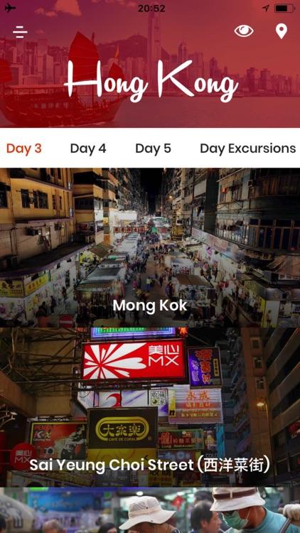 Hong Kong Travel Guide Offline