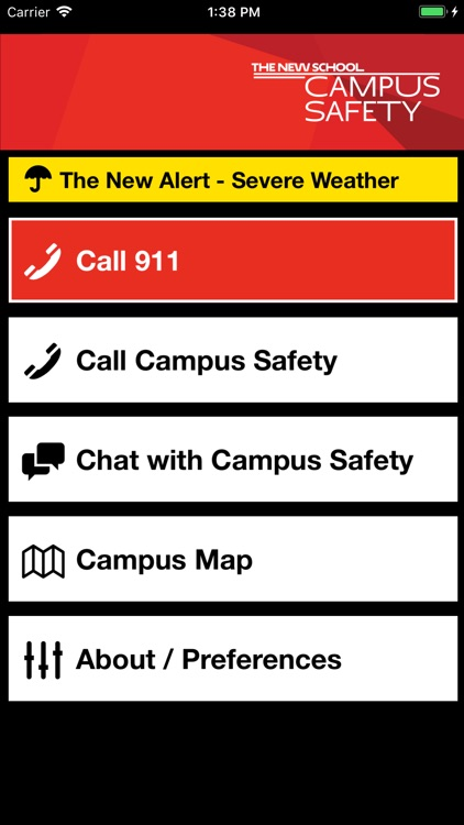 The New School Campus Map.Campus Safety The New School By The New School