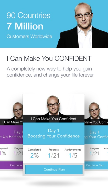 I Can Make You Confident screenshot-0