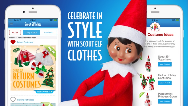 The Elf on the Shelf® Ideas screenshot-3