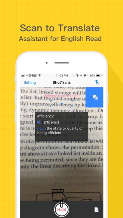 ShotTrans:English Dictionaries