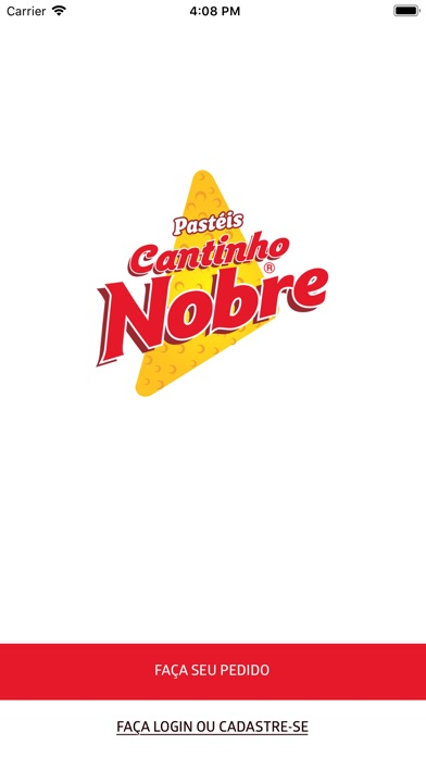 Pastéis Cantinho Nobre Screenshot