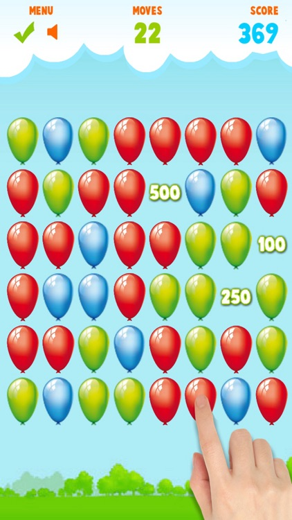 Balloons Pop Mania screenshot-1