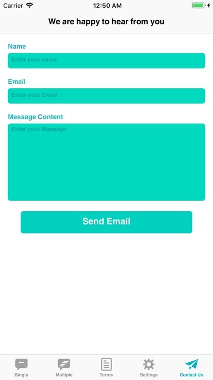 Espresso Messages For WhatsApp screenshot-4