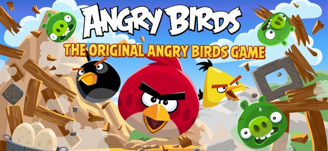 download angry birds app for ipad