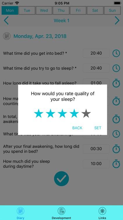 Sleep-Diary