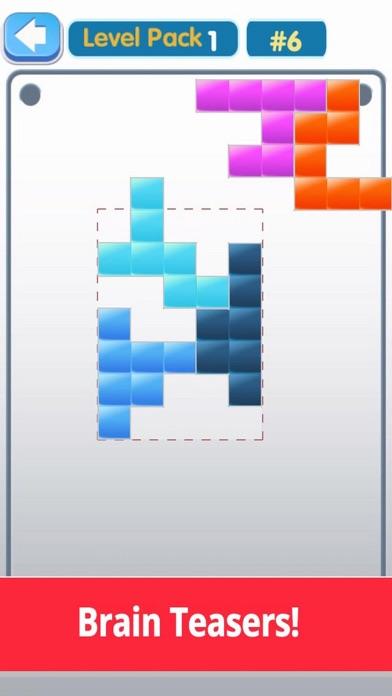 Block Brain Test! screenshot 1