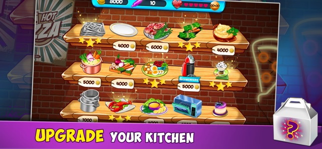 Cooking In The Kitchen Games | Tasty Chef Cooking Games On The App Store