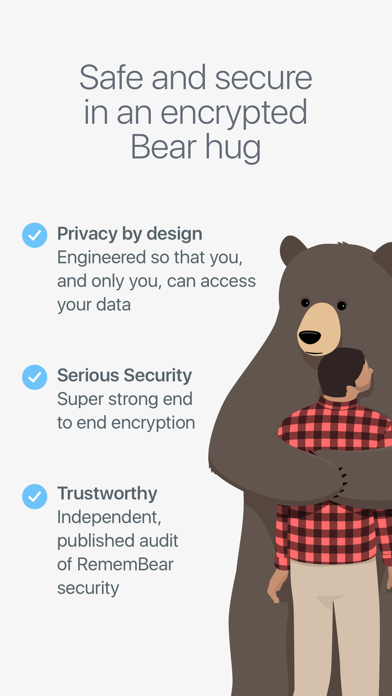 download RememBear: Password Manager apps 0
